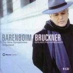 バレンボイム指揮:ブルックナー交響曲全集