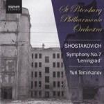 """テミルカーノフ指揮/ショスタコーヴィチ:交響曲第7番""""レニングラード""""(SIGNUMCLASSICS)"""