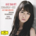 アリス=紗良・オット:チャイコフスキー&リスト ピアノ協奏曲第1番