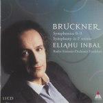 インバル指揮ブルックナー交響曲全集