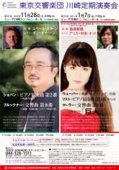 東京交響楽団第28回川崎定期演奏会(2010年11月28日)