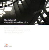 ショスタコーヴィチ:ヴァイオリン協奏曲第1番&第2番