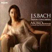 諏訪内晶子:J.S.Bach Violin Concertos