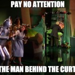 Royal Commission - Pay No Attention to the Man Behind the Curtain