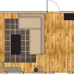 Living Room Floor Plan Ratnamresidence