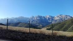 View from Camping La Viorna