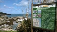 Noja coast path
