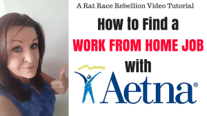 Aetna Work From Home Part Time
