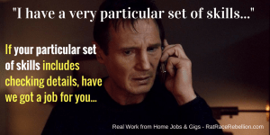 Work from Home Order Verification Jobs – HIRING NOW!