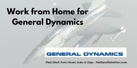 Work from Home for General Dynamics - RatRaceRebellion.com