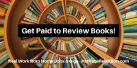 Get Paid to Review Books!