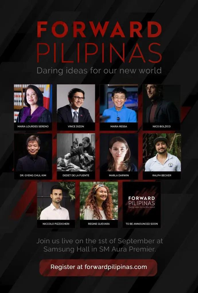 Forward Pilipinas Poster