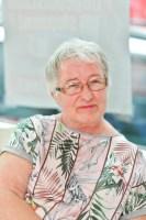 Ingeborg Mohr-Simeonidis, LINKE Bürgermeisterkandidatin für Windeck