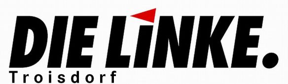 Logo DIE LINKE.Troisdorf