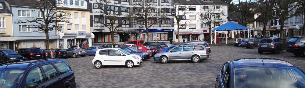 Eitorf, Marktplatz