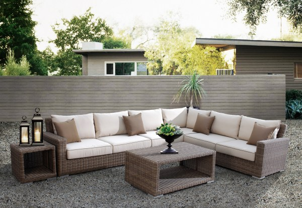 outdoor patio furniture Redesigning Your Home With Outdoor Wicker Patio Furniture - Rattan And Wicker Furniture - Minh Thy
