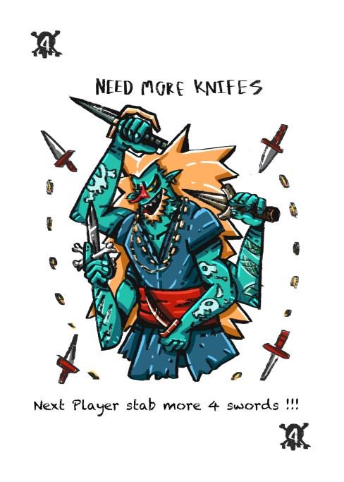 stab more 4 swords