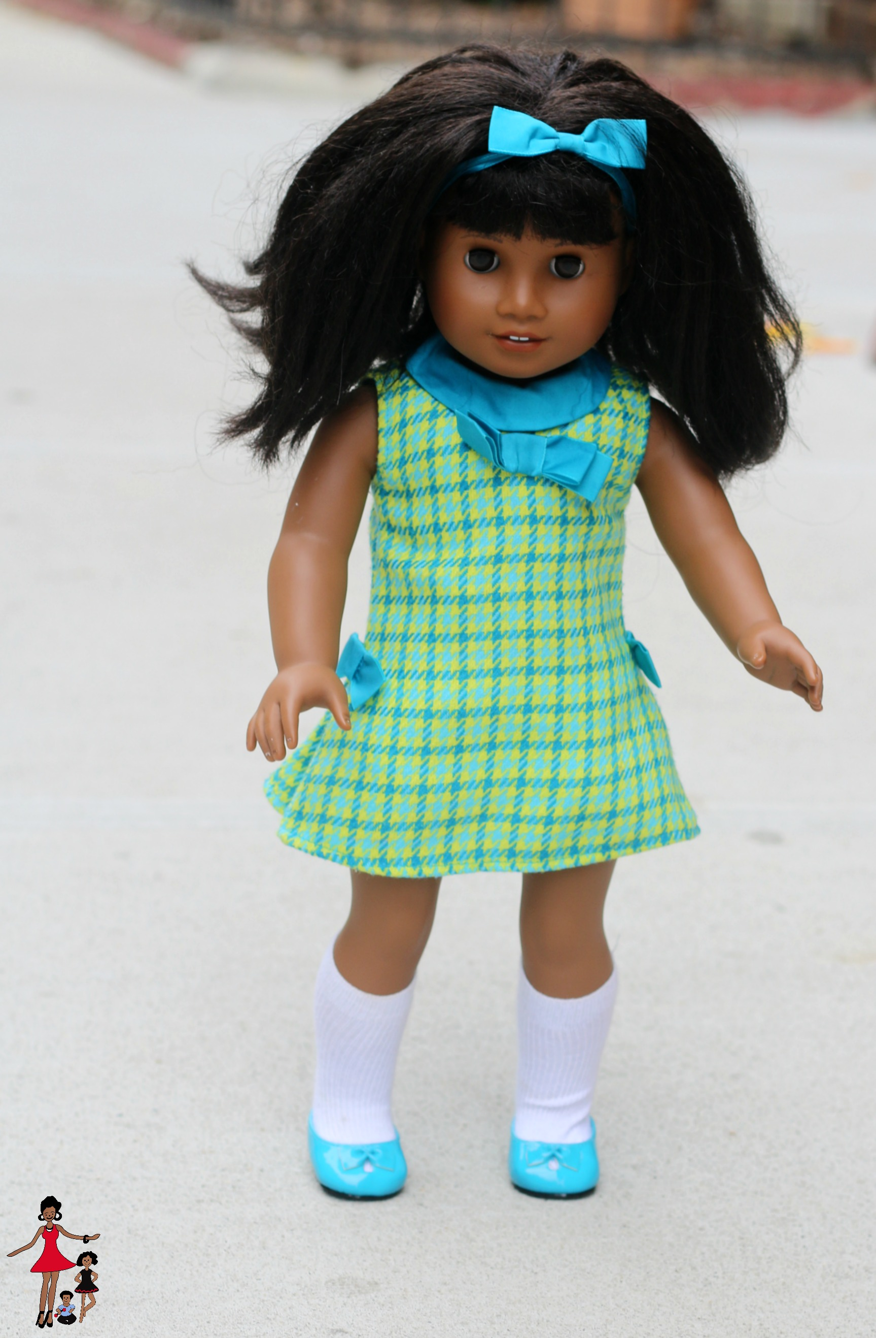 History Lessons With The American Girl Melody Ellison Doll