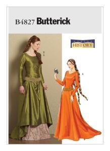 Butterick B4827 Pattern