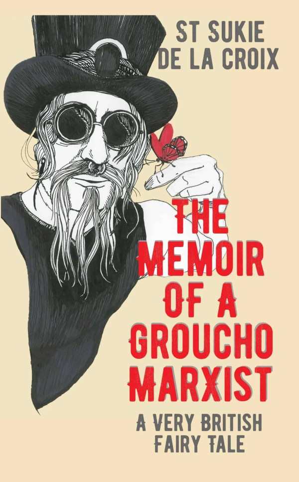 Memoir of a Groucho Marxist Front Cover