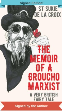 The Memoir of a Groucho Marxist Front Cover