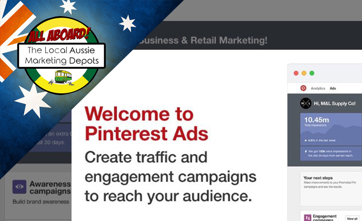 Advertising, Pinterest, Social Media Advertising, Social Media Marketing