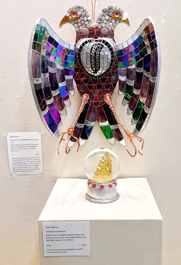Robert Plant guardian bird of relics