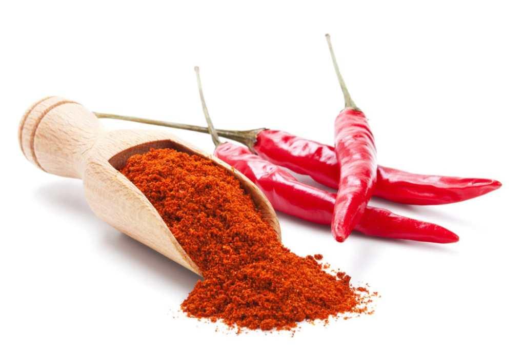 Chili Gewürz Rauchsalz Warenkunde