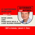 Peter Jokiel   Laßt Blumen morden