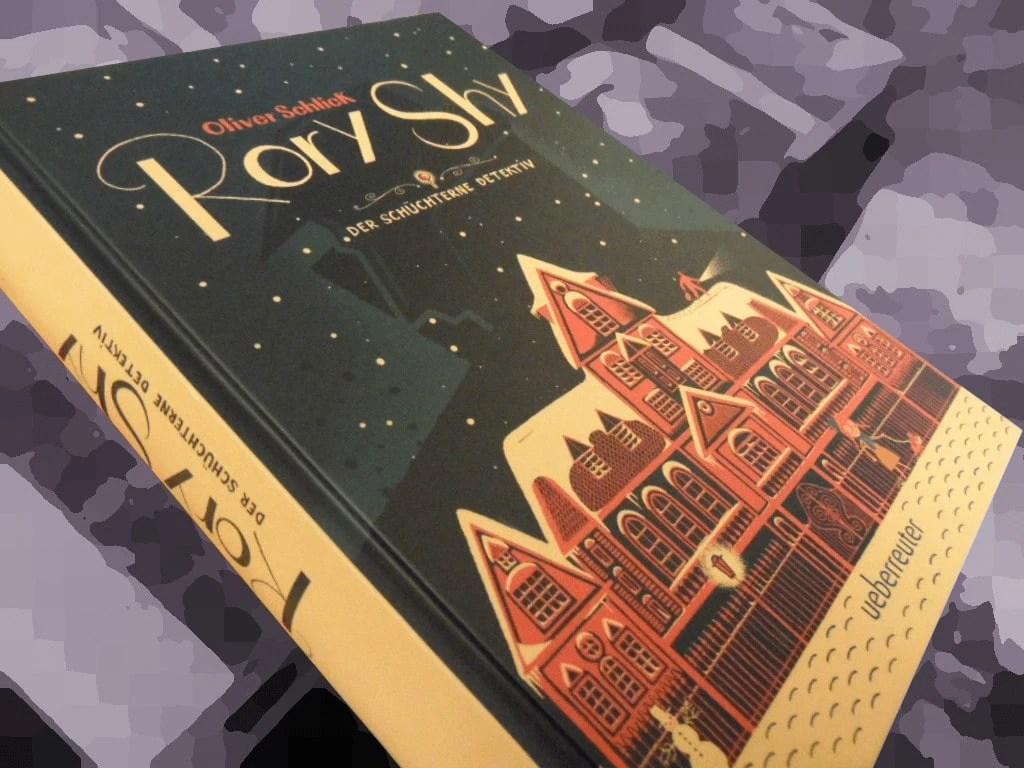 Rory Shy | Oliver Schlick | C.RAUCH'sche Buchhandlung