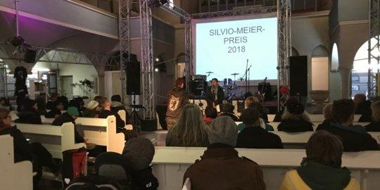 Laudation von Matthias Vernaldi zur Verleihung des Silvio Meier Preises 2018 an Raul Krauthausen