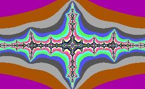 Fractal geometry: Julia Sets