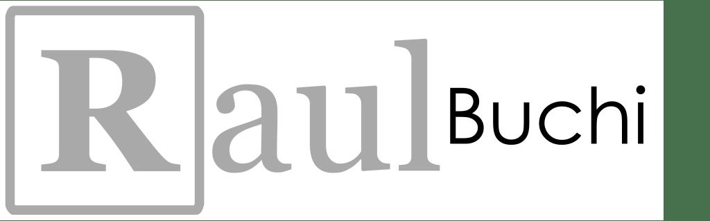Raul Buchi logo fundo branco