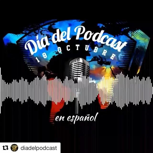 ¿Sabéis que hoy se celebra el #DíadelPodcast?...así que ¡A grabar y/o darle al play! #Diadelpodcast