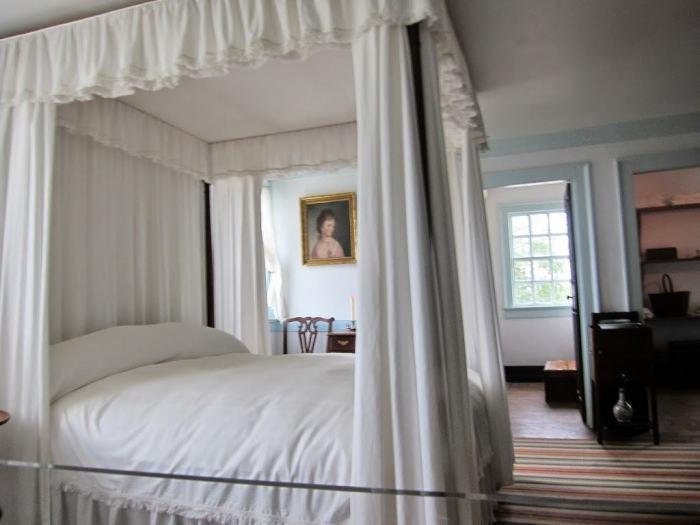 George Washington's Bedchamber
