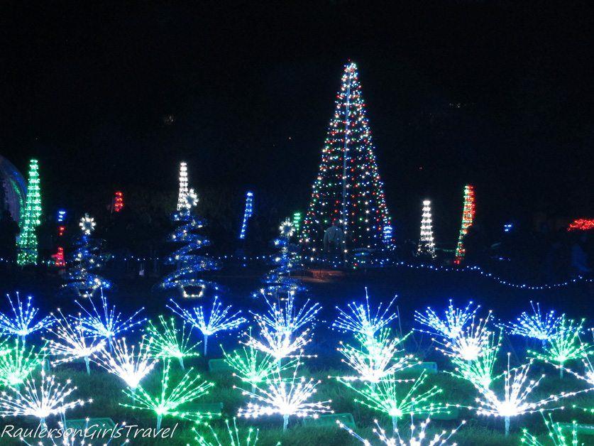 Garden Glow At Missouri Botanical Gardns Raulersongirlstravel