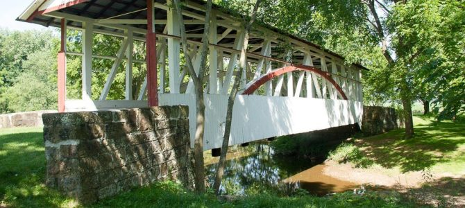 Beautiful Covered Bridges of Bedford County