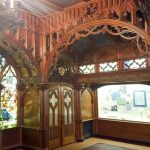 Gothic Room at the Dossin Great Lakes Museum
