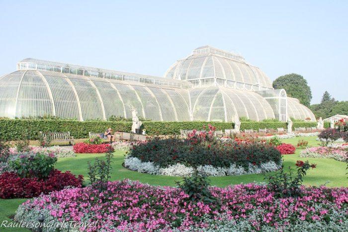 Kew Gardens in England