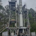 National Historic Landmark of the Redstone Test Stands
