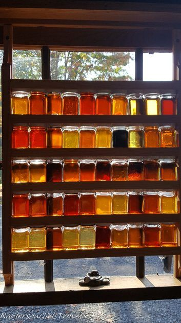 Maple Syrup from Morse Farm, Montpelier, Vermont