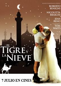 El Tigre y la Nieve de Roberto Benigni