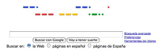 google_logo_morse