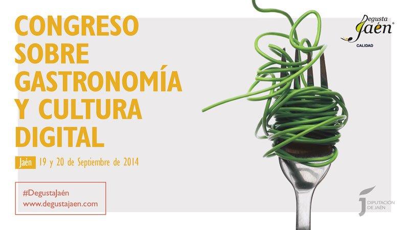 Un gran evento gastrobloguero en mi tierra: #DegustaJaén