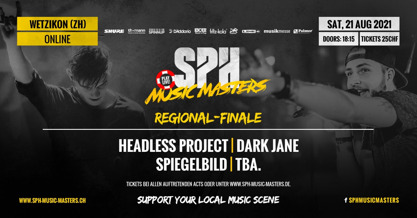 You are currently viewing SPH Music Masters Show Contest