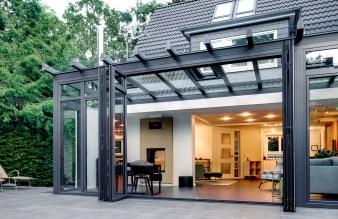 Solarlux Wintergärten, Falttüren, Schiebetüren