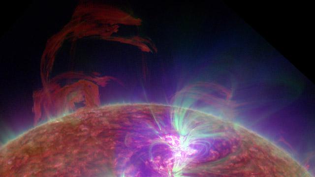 Bilder & Videos der Sonne