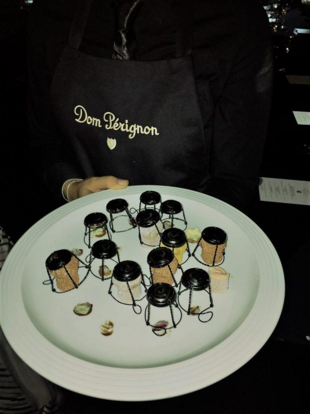 champagner zum dessert