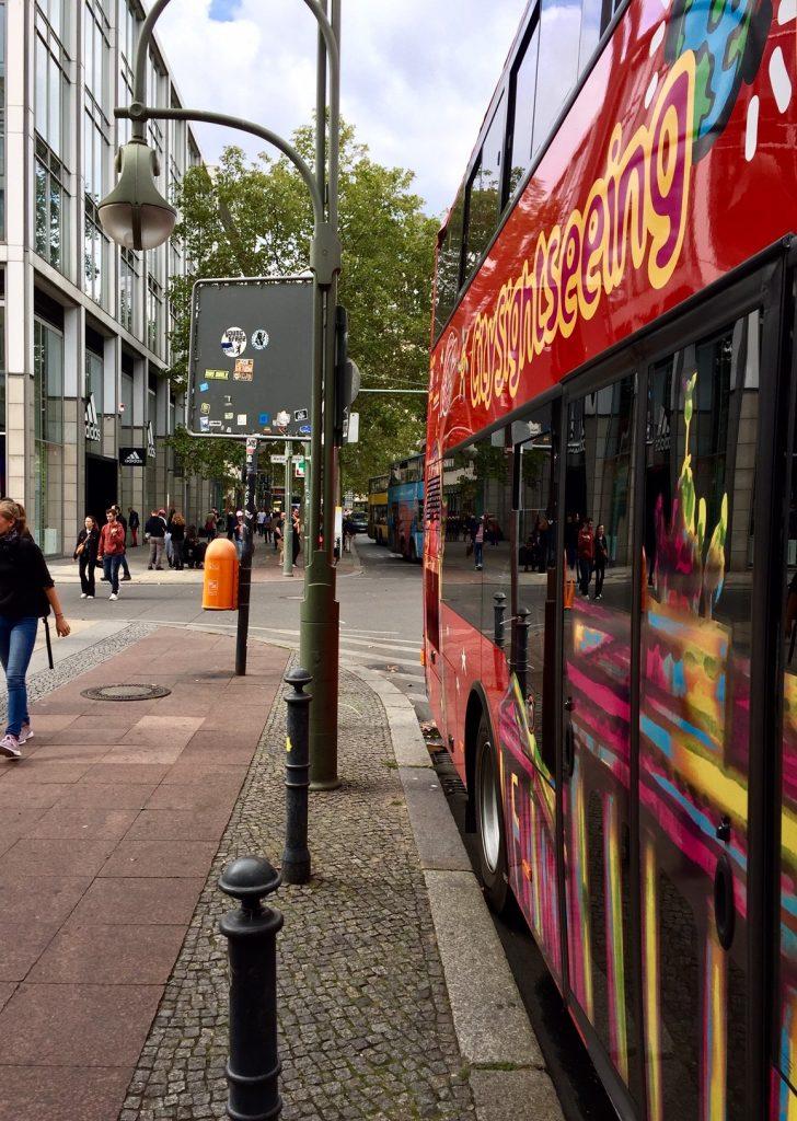 Rate die Stadt. Rote Busse aber nicht London