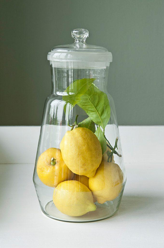 Sehr gesund, keine Frage. Zitronen